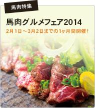 A究!新・馬肉料理フェア